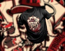 #66 for Design a Poker related tshirt by Abukawshik