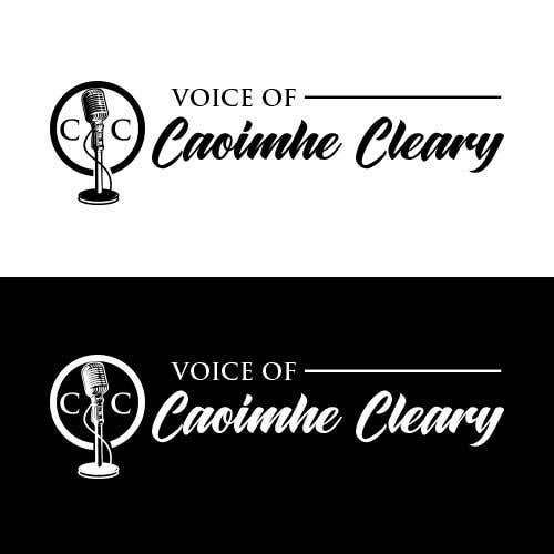Penyertaan Peraduan #                                        158                                      untuk                                         Create a logo for my voiceover business  - 30/10/2020 17:07 EDT