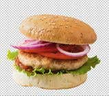 Graphic Design Entri Peraduan #2 for CUT OUT BURGER PHOTO - DETAIL CLOSE - SAVE AS ZIP'ed TIF FILE or PNG - I NEED FAST!