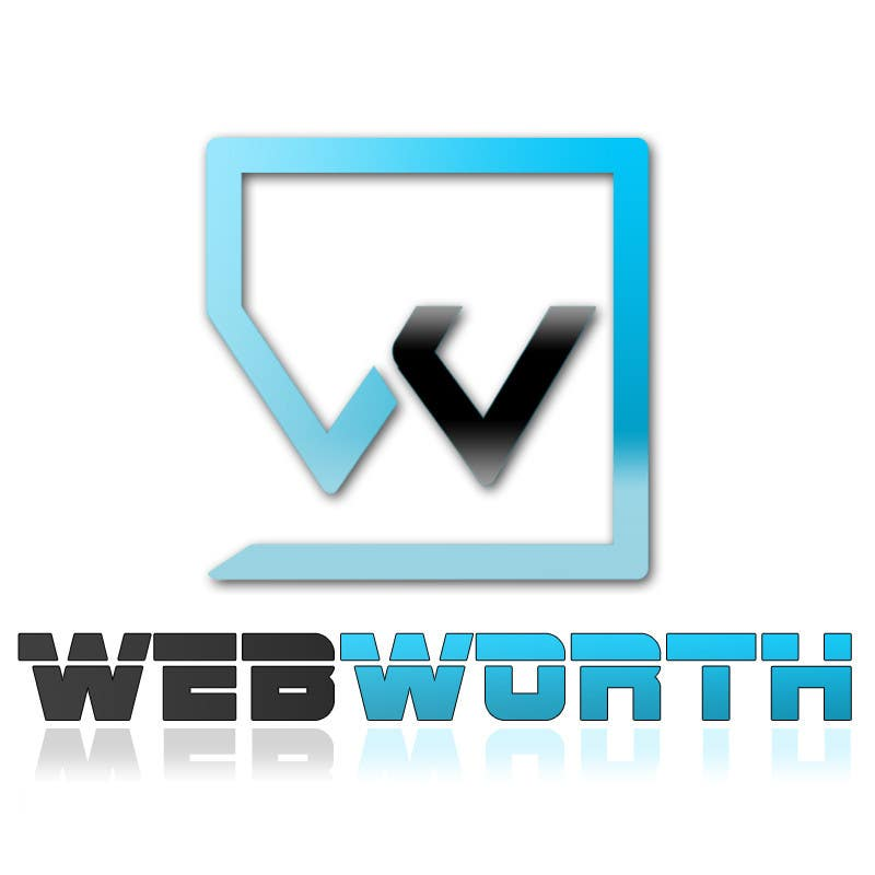 #58 for Logo Design for WebWorth by boby85