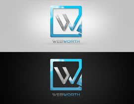 #32 para Logo Design for WebWorth de LostKID