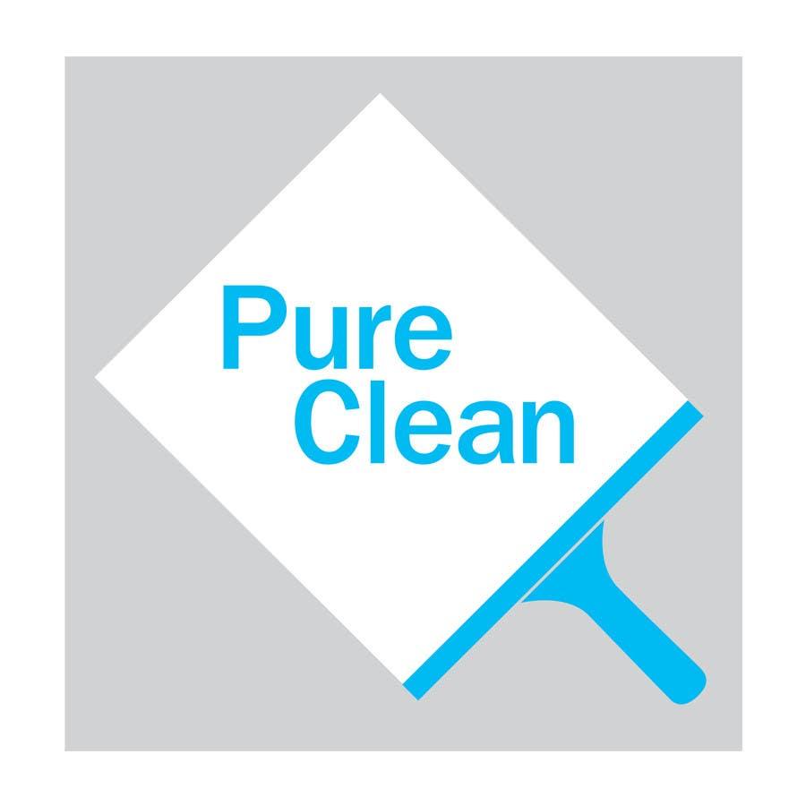 Inscrição nº 134 do Concurso para Design a Logo for my company 'Pure Clean'