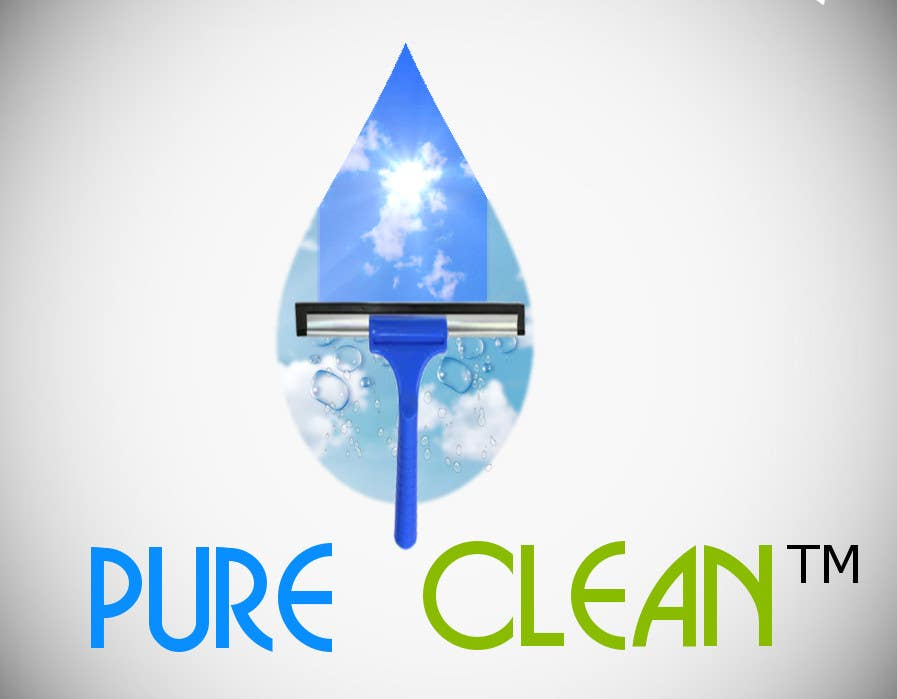 Contest Entry #77 for Design a Logo for my company 'Pure Clean'
