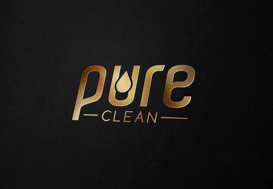 Inscrição nº 258 do Concurso para Design a Logo for my company 'Pure Clean'
