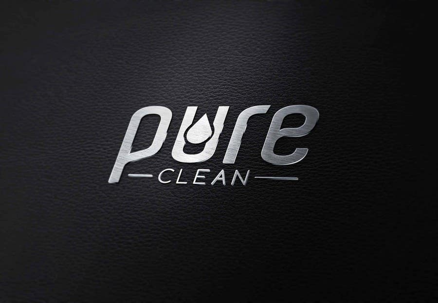Contest Entry #259 for Design a Logo for my company 'Pure Clean'