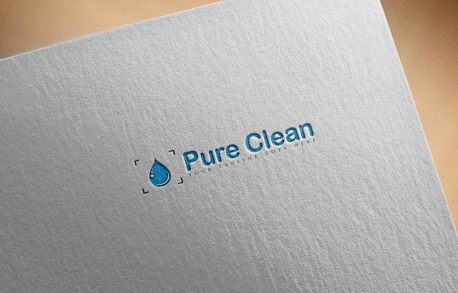Inscrição nº 267 do Concurso para Design a Logo for my company 'Pure Clean'