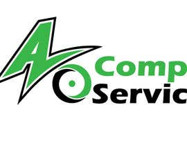 #14 for Design a Logo for computer repair company av AmenOsa