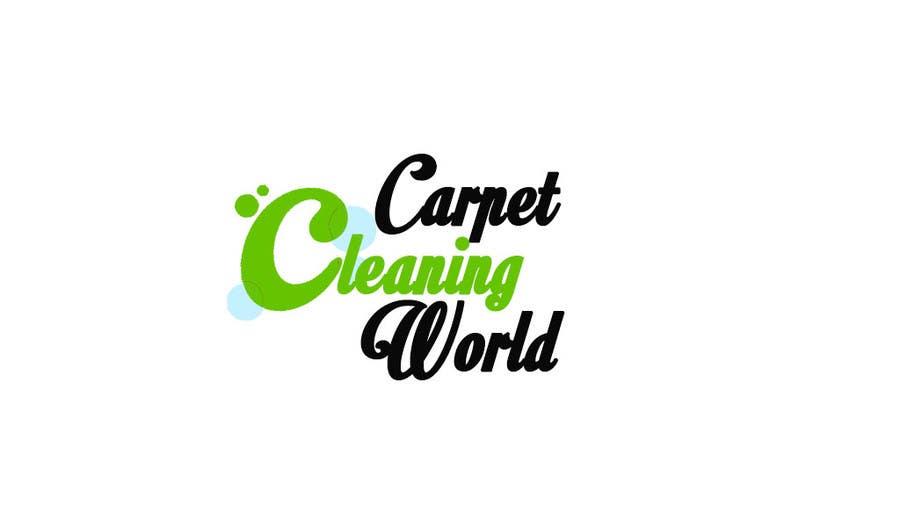 Konkurrenceindlæg #                                        16                                      for                                         Design a Logo for carpet cleaning website