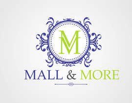 #124 untuk Design a Logo for Mall and More oleh nyomandavid
