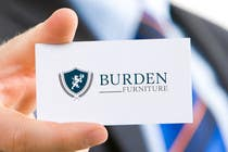 """Graphic Design Intrarea #78 pentru concursul """"Design a Logo for Burden Furniture"""""""