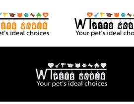 #31 for Design a Logo for an online pet store av Masinovodja