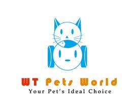 #77 for Design a Logo for an online pet store av colonelrobin008