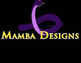 #5 for Mamba Logo by lorikeetp9