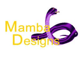 #20 for Mamba Logo by lorikeetp9
