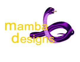 #21 for Mamba Logo by lorikeetp9