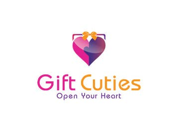 #98 for Design a Logo for Gift Cuties Webstore by silverhand00099