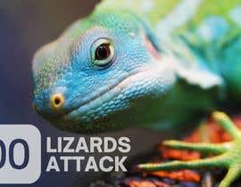 Nro 9 kilpailuun Create a Youtube thumbnail photo ----- for a youtube video (lizards) käyttäjältä faridagakhraman