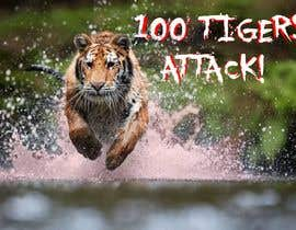 #136 for Create a Youtube thumbnail photo ----- for a youtube video (tigers)) by MuhammadIlyass