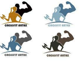 #8 for Design a Logo for Crossfit Artax by dalwinder55