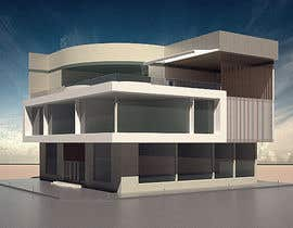 #33 para Elevations for an office building de mitrabota
