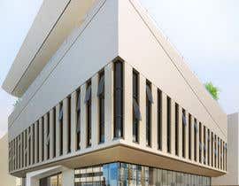 #29 for Elevations for an office building af bahessou