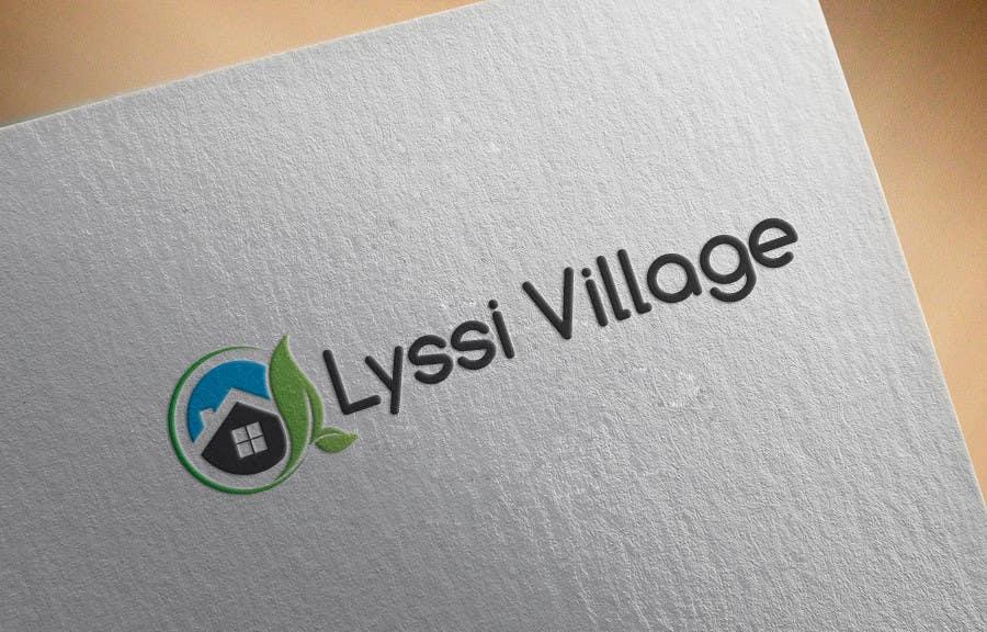 Konkurrenceindlæg #                                        55                                      for                                         Design a Logo for a housing complex