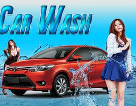 #19 cho Design a Banner for Car Wash bởi ZISGraphics