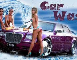 #4 for Design a Banner for Car Wash av Gtechfreelance