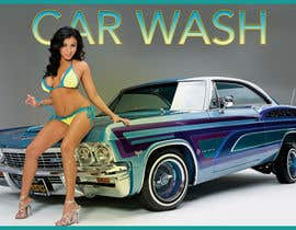 vpadiyath님에 의한 Design a Banner for Car Wash을(를) 위한 #13