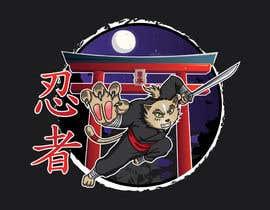#561 for Neko Ninja Contest (Japanese Cat Ninja) by aktermasuma