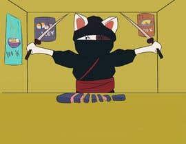 #563 for Neko Ninja Contest (Japanese Cat Ninja) by kartsy