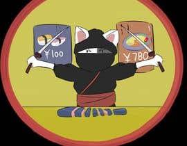 #584 for Neko Ninja Contest (Japanese Cat Ninja) by kartsy
