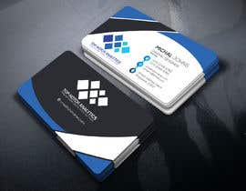 #108 for Analytics Business Logo & Card Design by TusharTK369