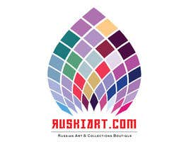 #41 para Design a Logo for Russian Art Business de kumar896