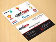 Graphic Design Entri Peraduan #38 for Design some Business Cards for Gate2Iraq Group
