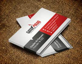 #22 for Design some Business Cards for Gate2Iraq Group by GhaithAlabid