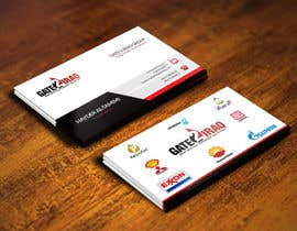 #3 , Design some Business Cards for Gate2Iraq Group 来自 ghani1
