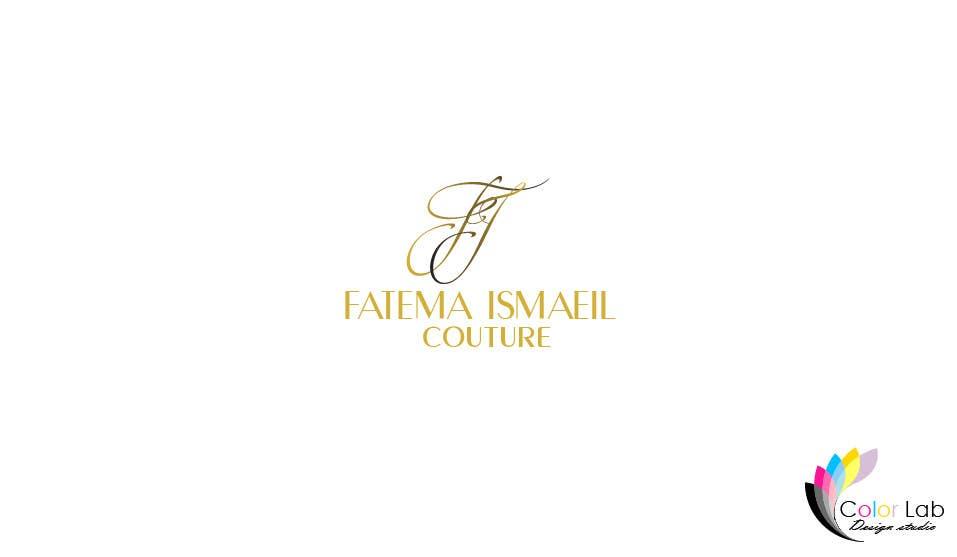 Contest Entry #                                        32                                      for                                         Design a Logo for fashion designer haute couture