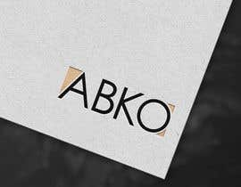 #185 untuk ABKO Logo For a company that sells products made from recyclable materials oleh imsbr