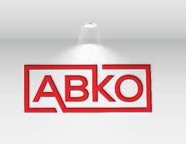 nº 135 pour ABKO Logo For a company that sells products made from recyclable materials par mdtanvirhasan352