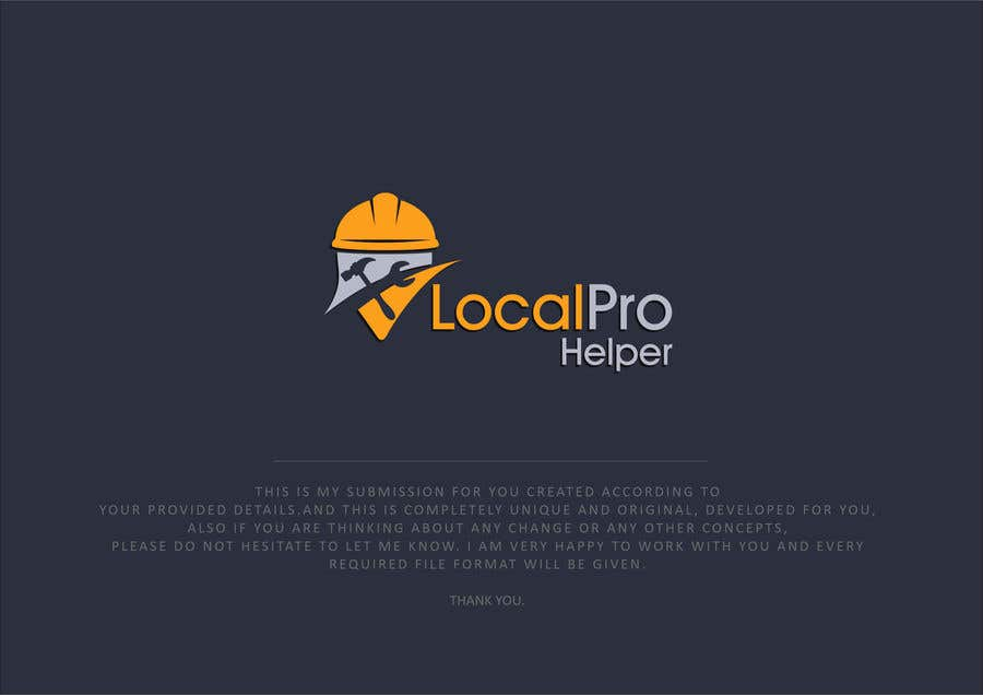 Kilpailutyö #                                        1011                                      kilpailussa                                         Need a logo for my company