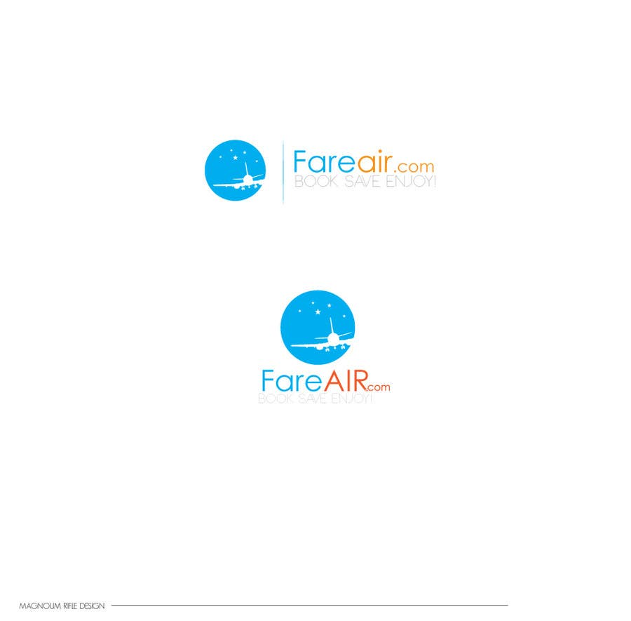 Contest Entry #120 for Design a Logo for fare air