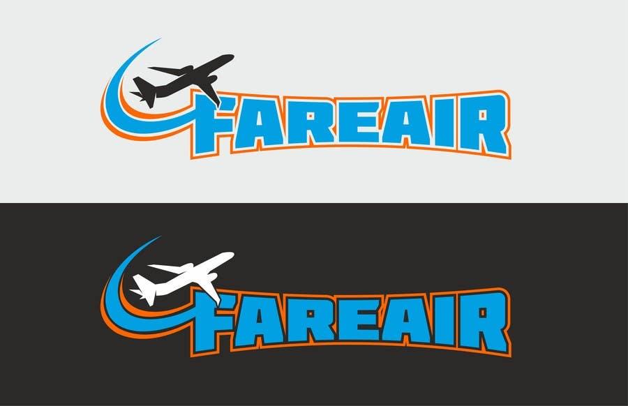 Participación en el concurso Nro.44 para Design a Logo for fare air