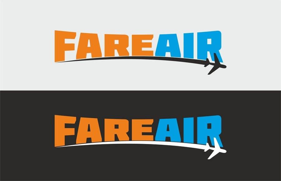 Contest Entry #46 for Design a Logo for fare air