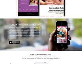 #3 for Landing Page Design af webidea12