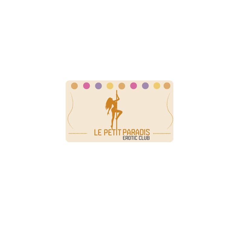 Penyertaan Peraduan #78 untuk Design Logo for strip/erotic club