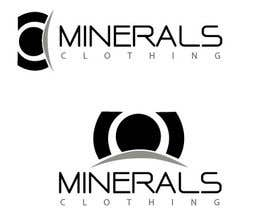 nat385님에 의한 Design a Logo for Minerals Clothing을(를) 위한 #246