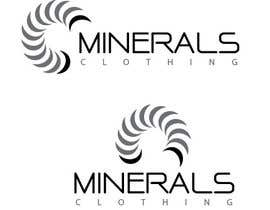 nat385님에 의한 Design a Logo for Minerals Clothing을(를) 위한 #247