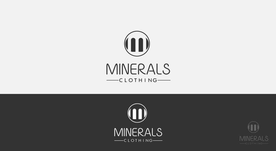 Konkurrenceindlæg #48 for Design a Logo for Minerals Clothing