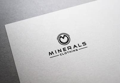 #158 for Design a Logo for Minerals Clothing by sdartdesign